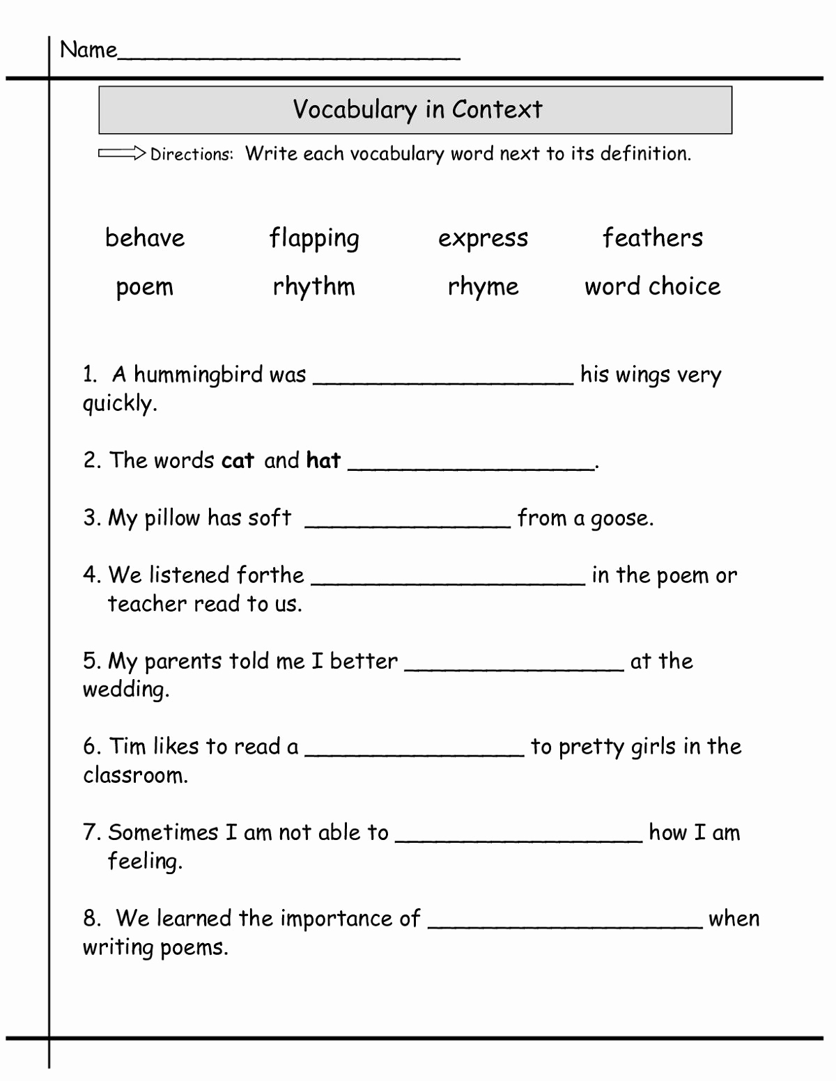 2nd Grade Grammar Worksheets Free Fresh 2nd Grade English Worksheets Best Coloring Pages for Kids