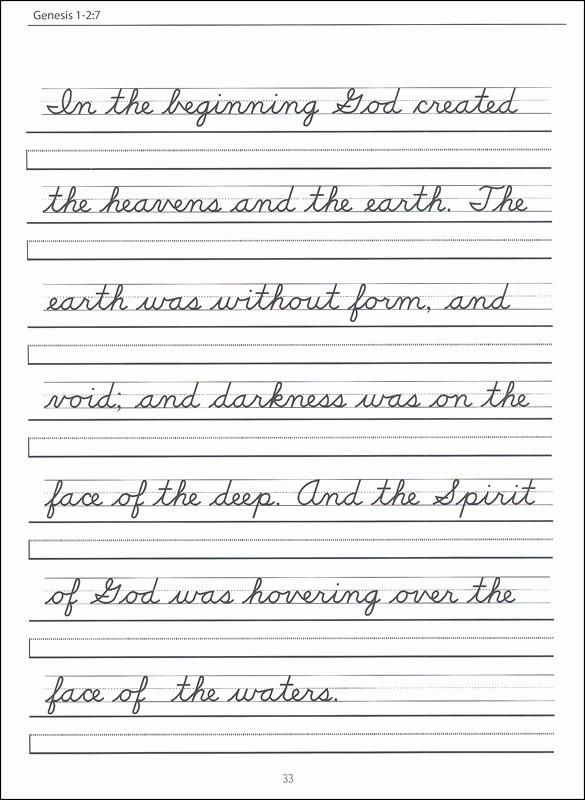 2nd Grade Handwriting Worksheets Pdf Elegant 30 2nd Grade Handwriting Worksheets Pdf