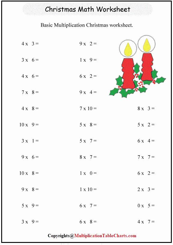 2nd Grade Multiplication Worksheets Lovely Free Printable Multiplication Worksheets for Grade 2 [pdf