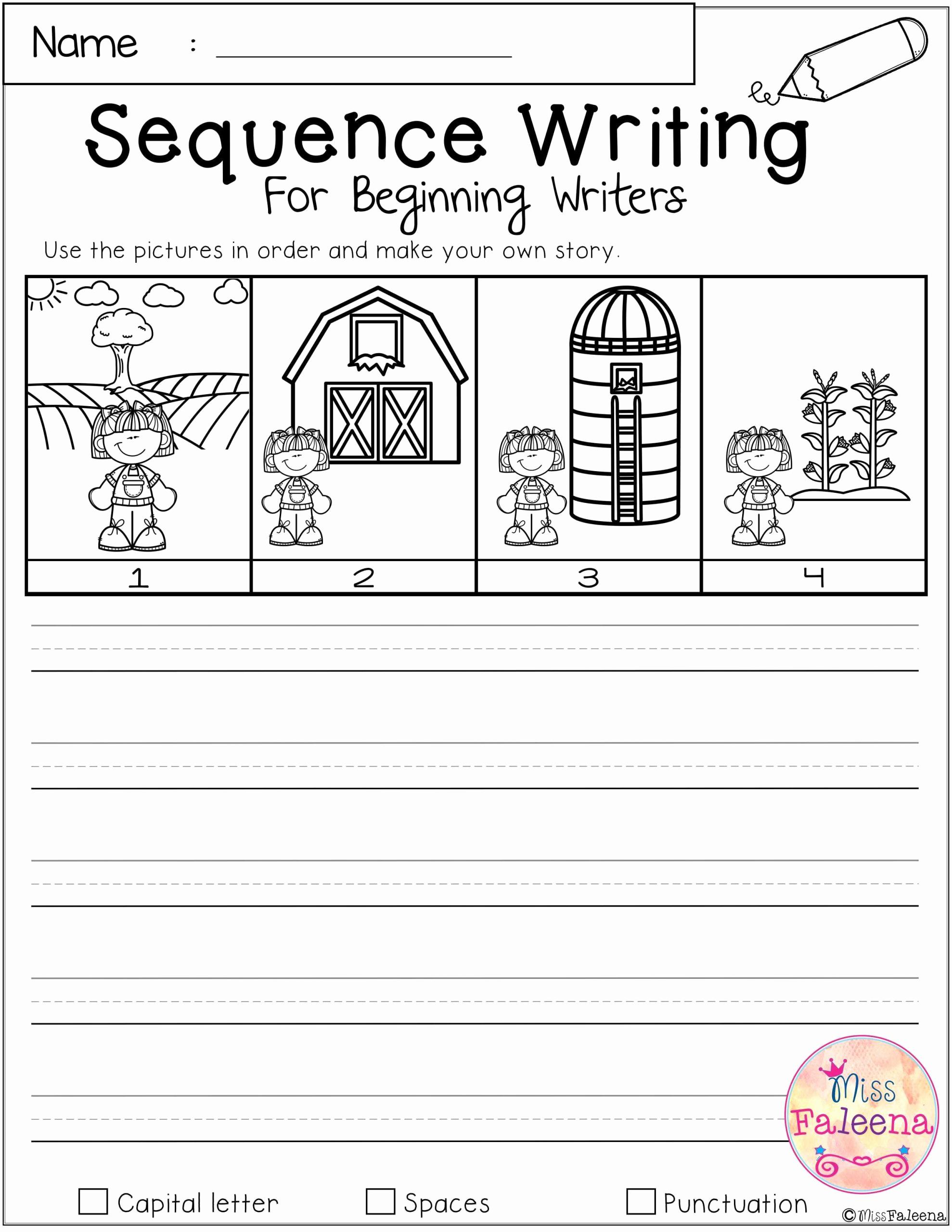 2nd Grade Sequencing Worksheets Elegant 20 Sequencing Worksheet 2nd Grade