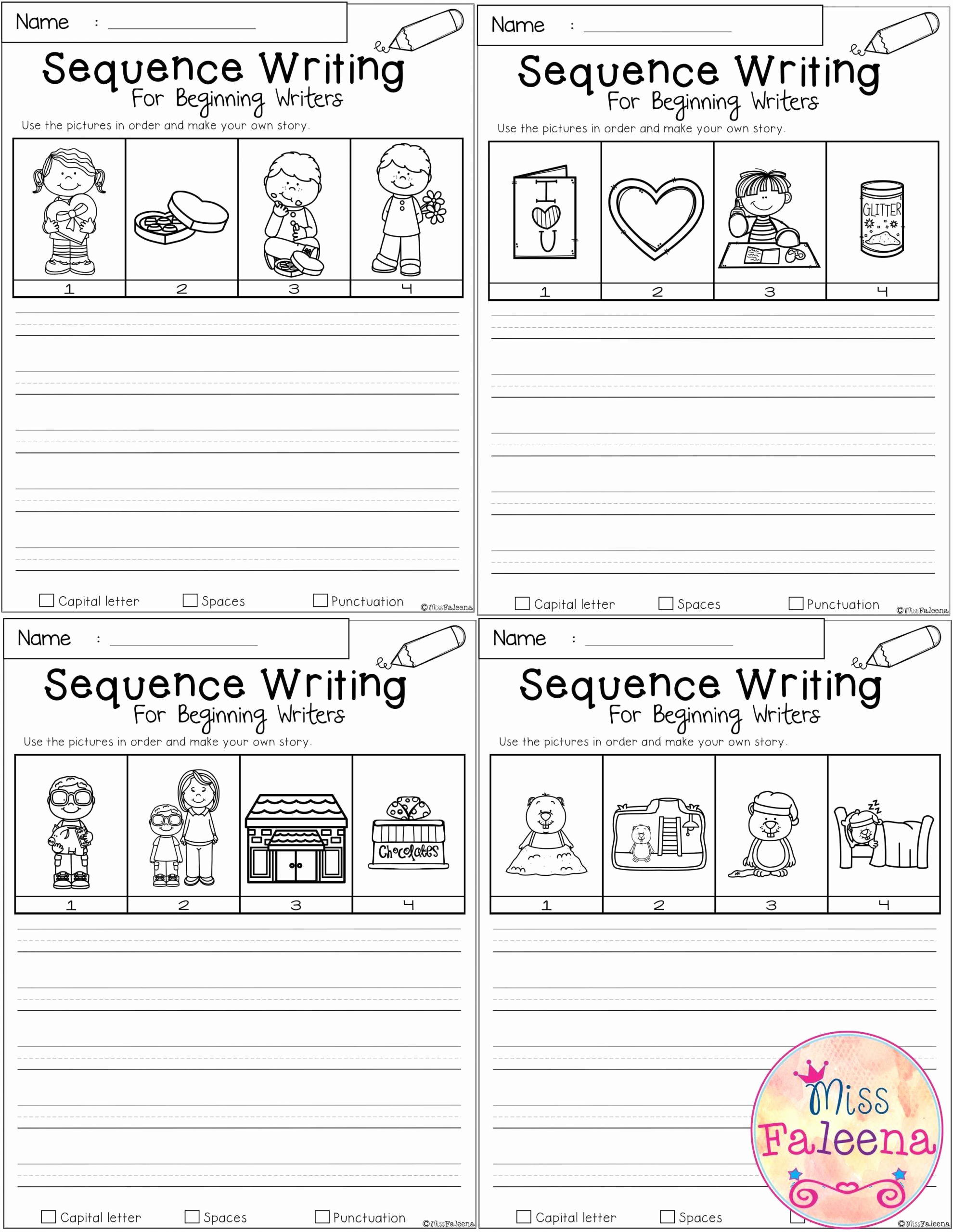 2nd Grade Sequencing Worksheets Fresh Sequence Worksheets 2nd Grade