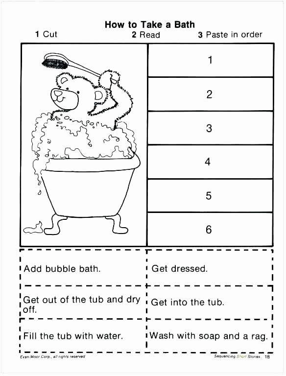 2nd Grade Sequencing Worksheets Inspirational 2nd Grade Sequencing Worksheets Lesson Plan Point View 4