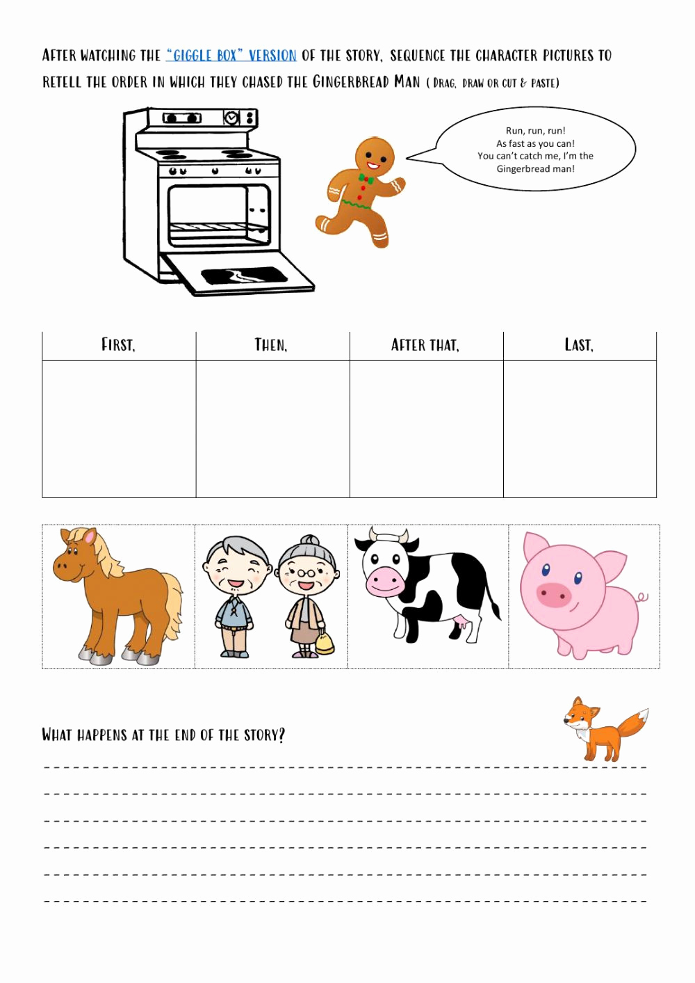 2nd Grade Sequencing Worksheets New 20 Sequencing Worksheet 2nd Grade
