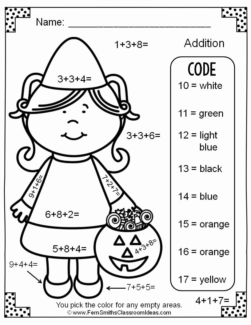 3 Digit Addition Coloring Worksheets Elegant 3 Digit Addition Coloring Page Sketch Coloring Page