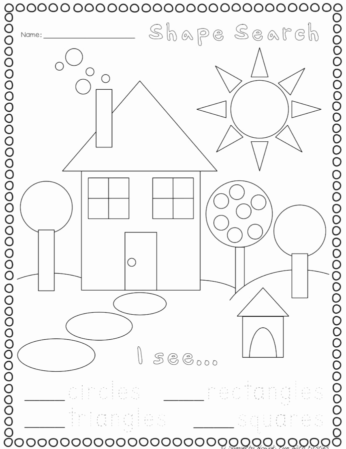 3d Shapes Worksheets 2nd Grade Luxury 20 3d Shapes Worksheets 2nd Grade Dzofar Printable