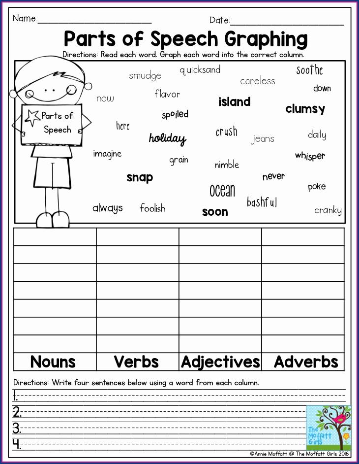 3rd Grade Adjectives Worksheets Inspirational Descriptive Adjectives Worksheet for Grade 3 Worksheet