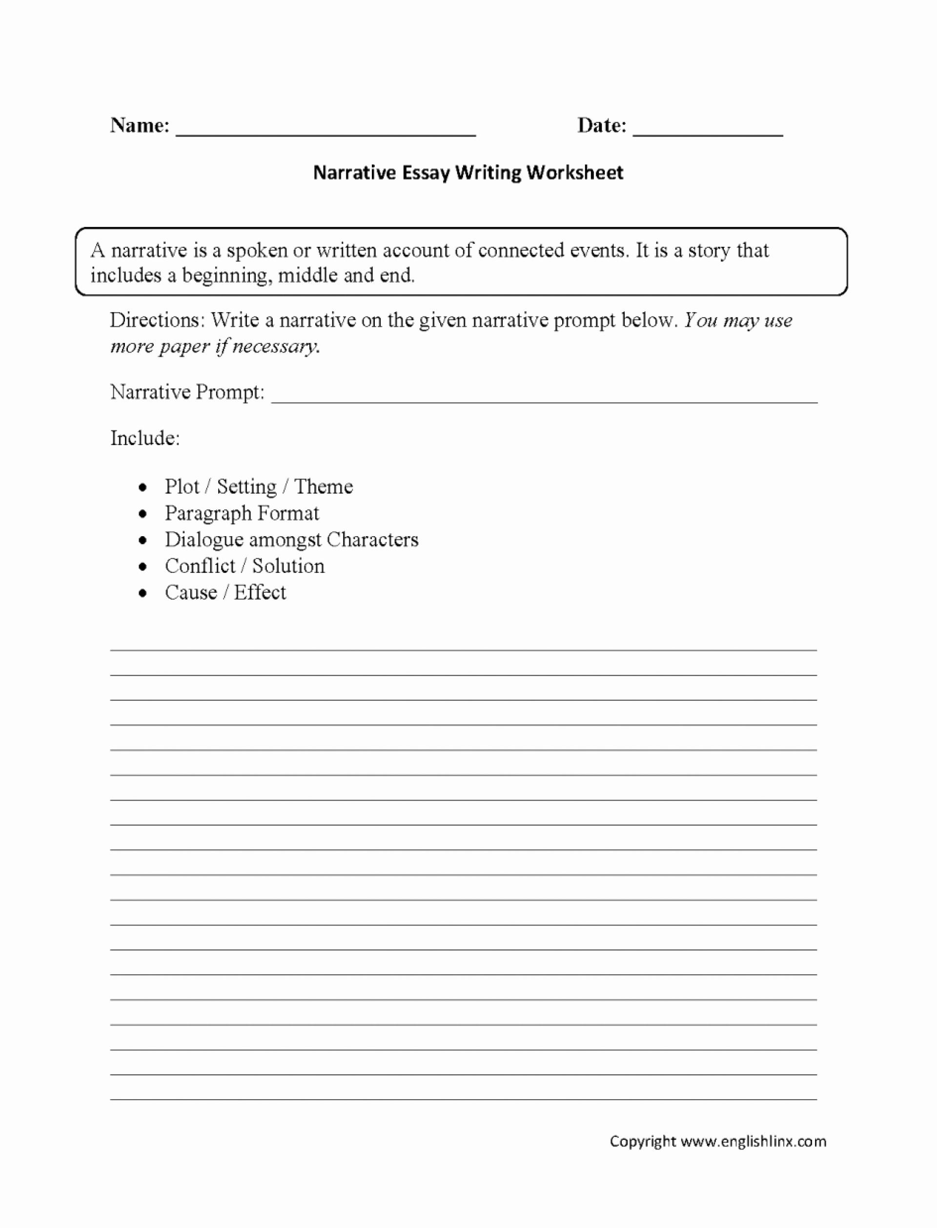 3rd Grade Essay Writing Worksheet Inspirational 20 3rd Grade Paragraph Writing Worksheets