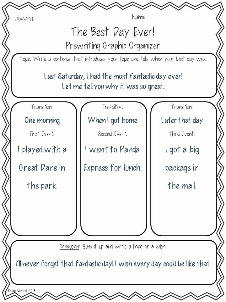 3rd Grade Essay Writing Worksheet New 3rd Grade Essay topics 3rd Grade Essay Writing Worksheets