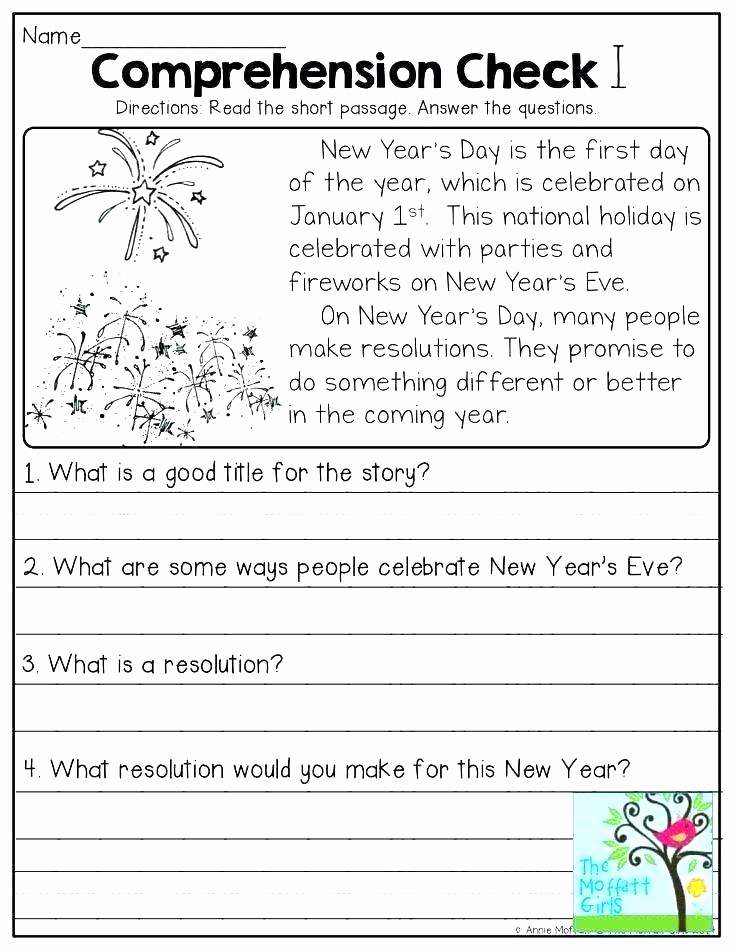 3rd Grade Main Idea Worksheets Elegant Short Stories for Grade 1 to Write Main Idea Google