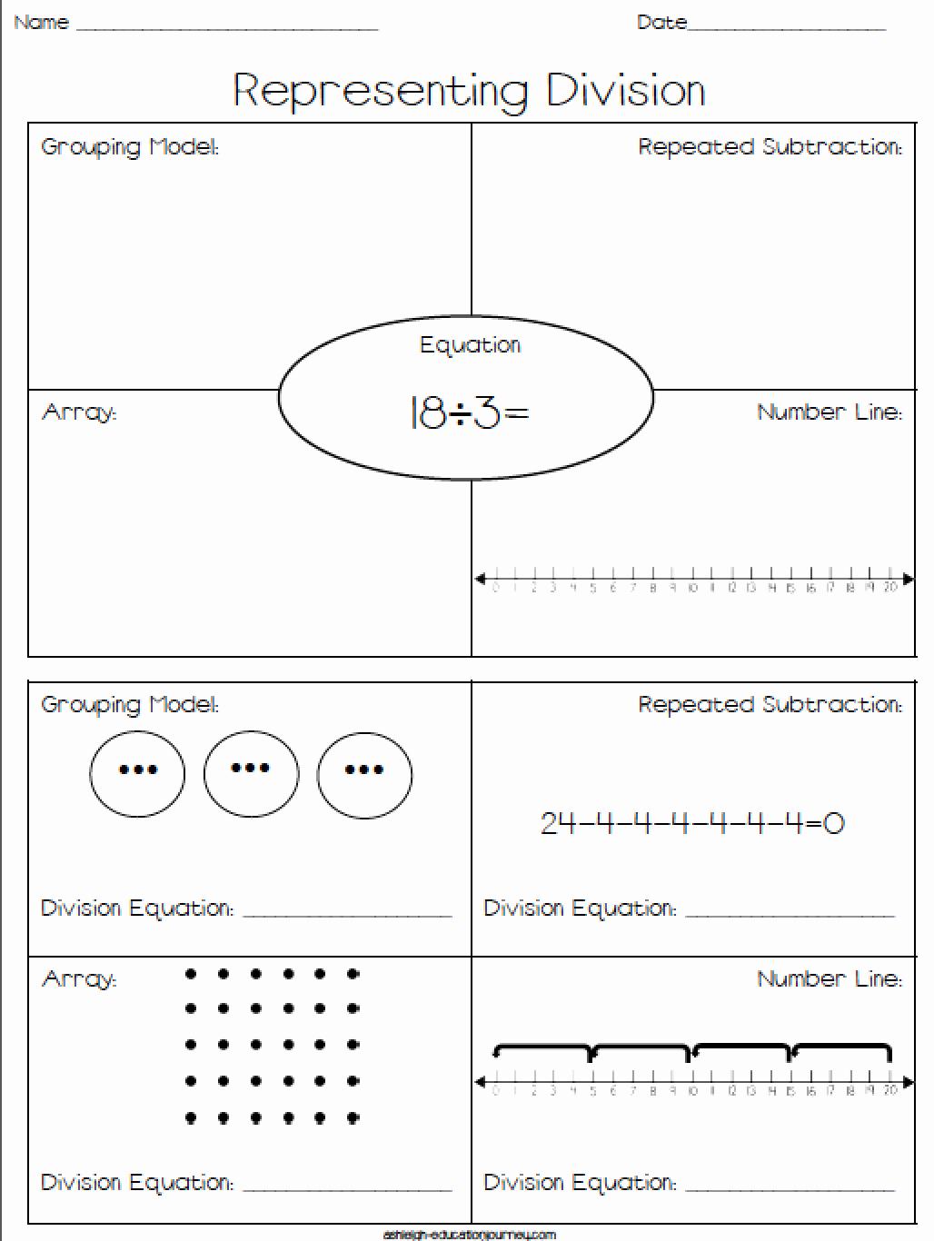 3rd Grade Number Line Worksheets Luxury Fraction Number Line Worksheets 3rd Grade