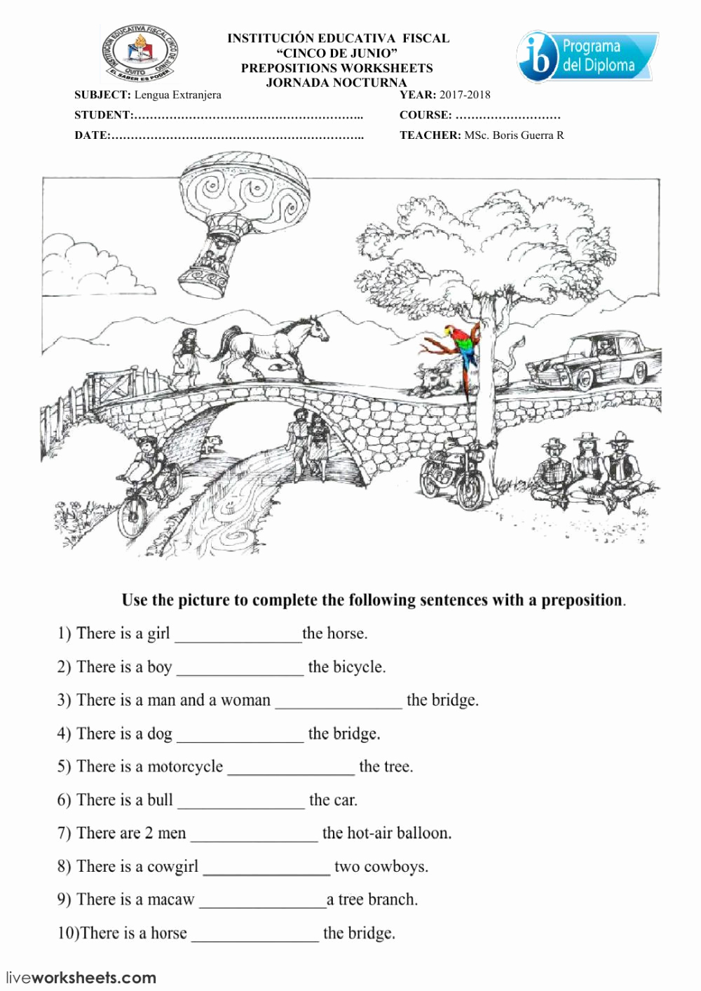3rd Grade Preposition Worksheets Awesome 20 3rd Grade Preposition Worksheets
