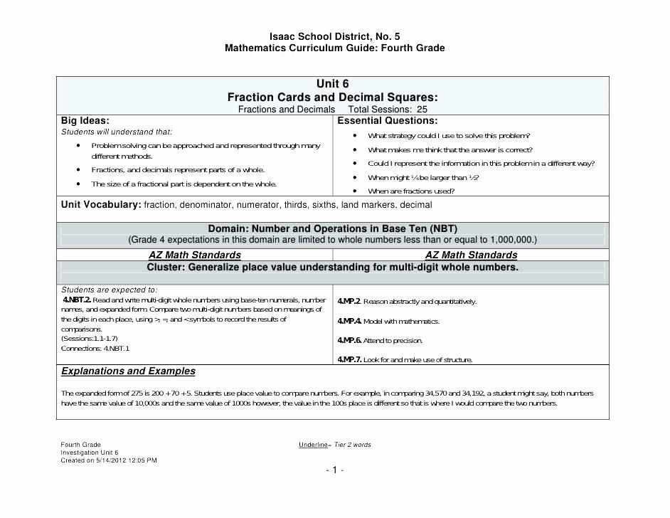 4 Nbt 6 Worksheets Fresh 25 4 Nbt 6 Worksheets