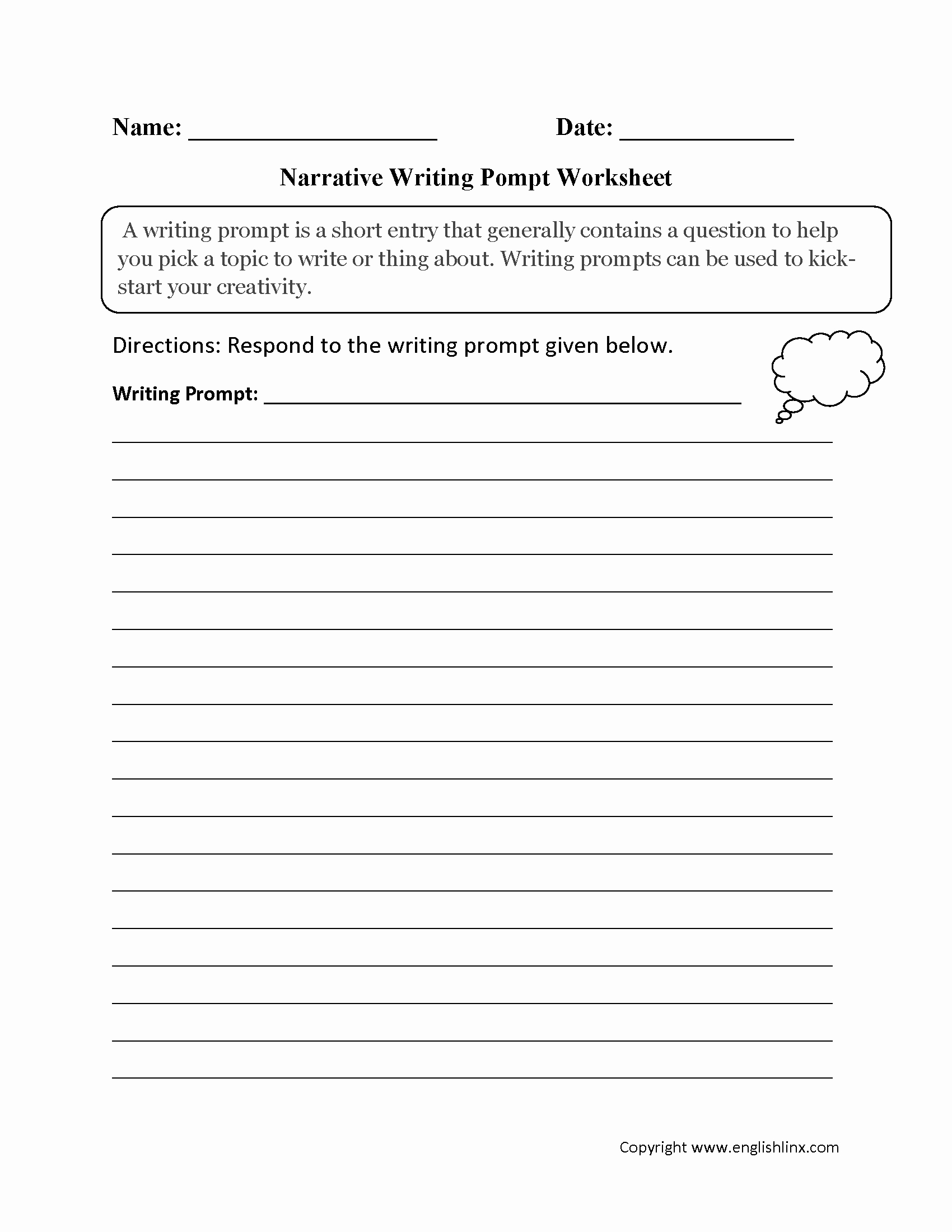 6th Grade Essay Writing Worksheets Beautiful Creative Writing Activities for 6th Grade 6th Grade