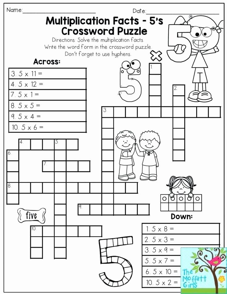 6th Grade Math Puzzle Worksheets Unique 6th Grade Math Puzzles Worksheets 6th Grade Math