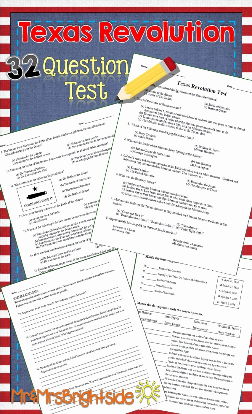 7th Grade History Worksheets Elegant 7th Grade Texas History Worksheets In 2020