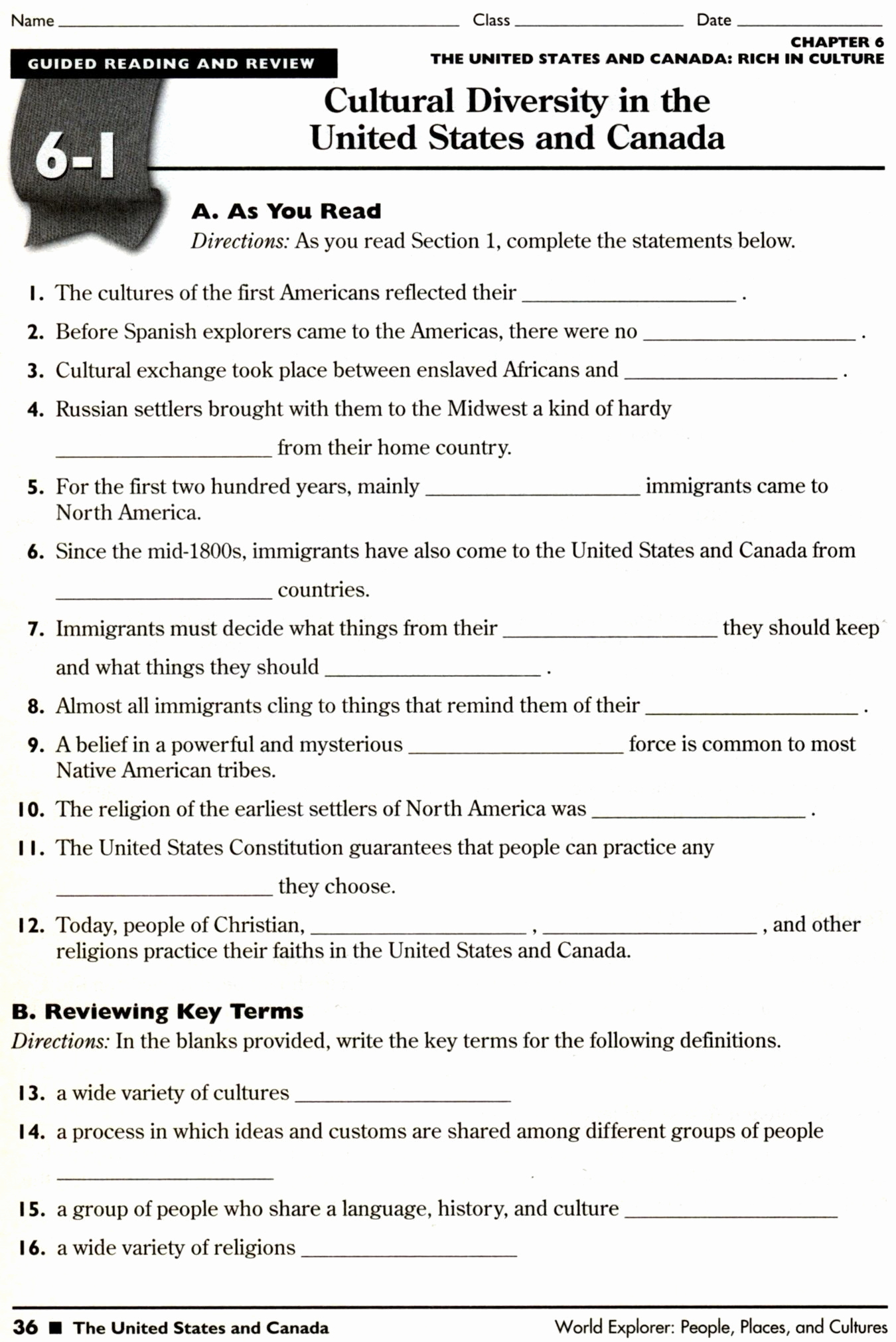 7th Grade History Worksheets Unique 7th Grade History Worksheets Grade 7 social Stu S
