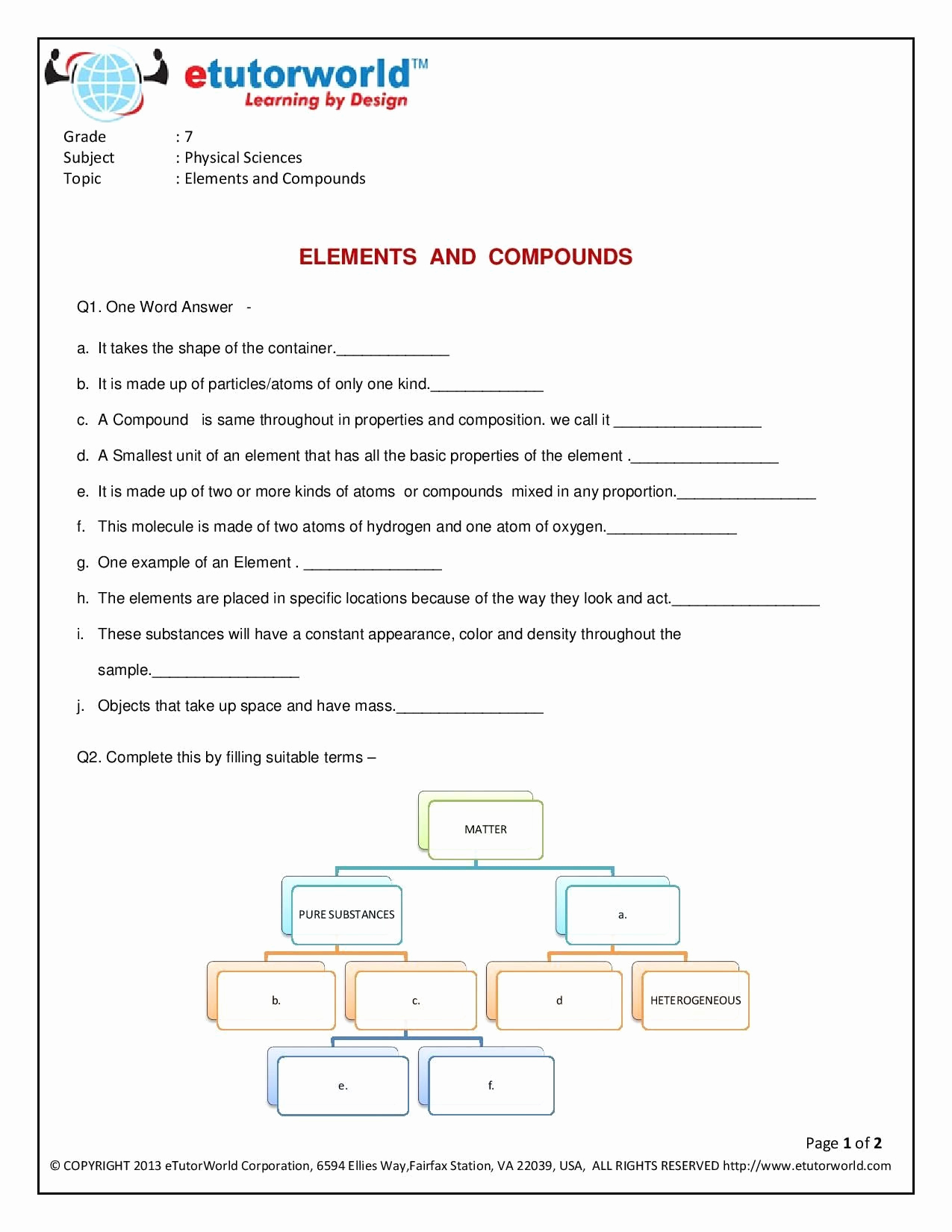 7th Grade Life Science Worksheets Best Of 20 7th Grade Science Worksheets