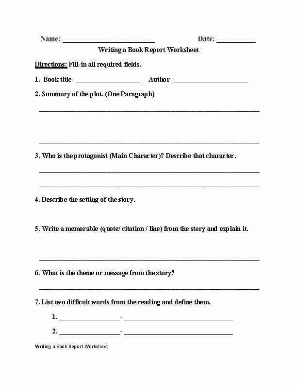 9th Grade Writing Worksheets Best Of 9th Grade Language Arts Worksheets