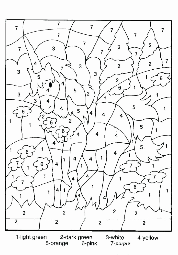 Addition Coloring Worksheets for Kindergarten Elegant 30 Addition Coloring Worksheets for Kindergarten
