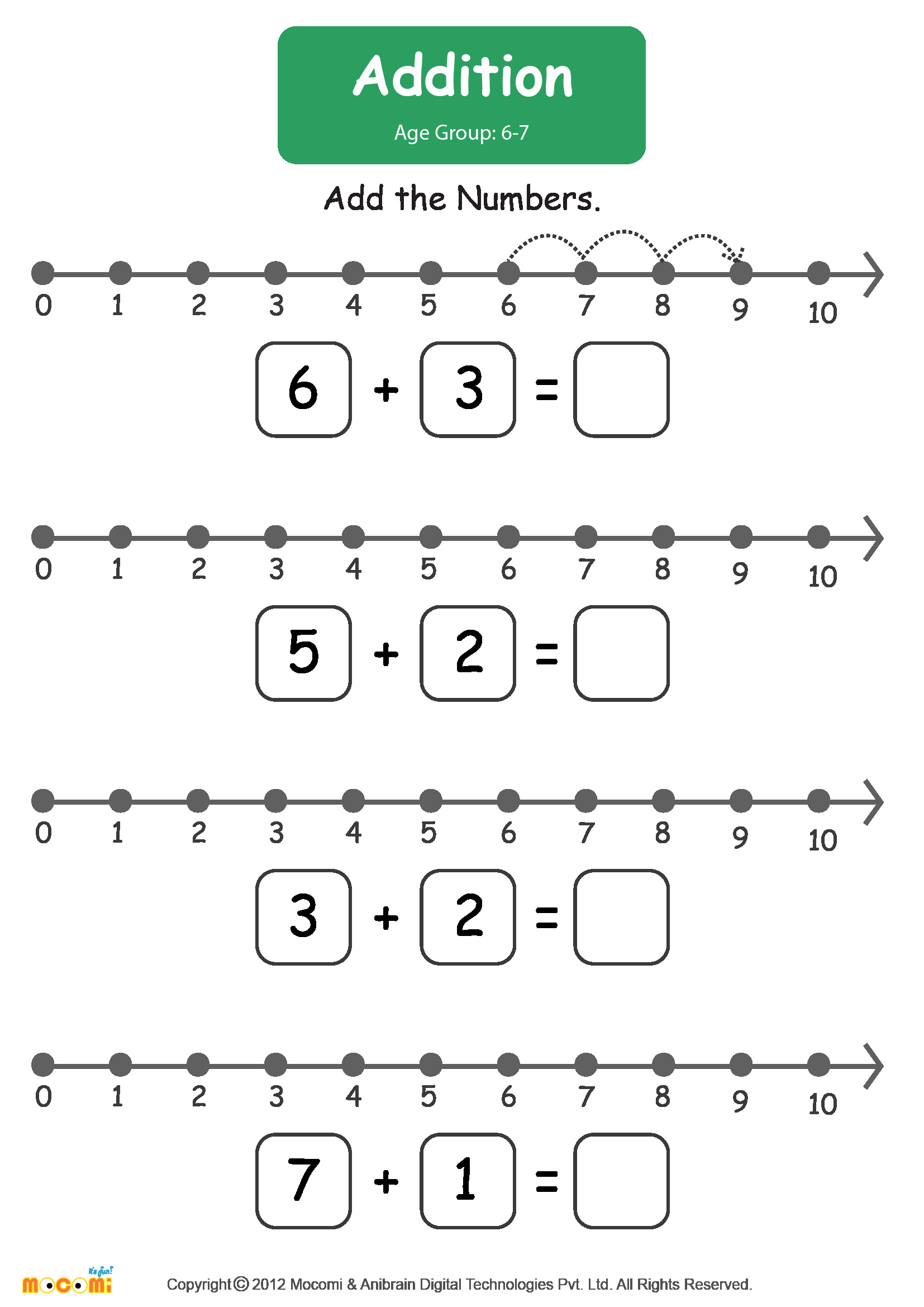 Addition Worksheets with Pictures Lovely Addition Worksheet Math for Kids