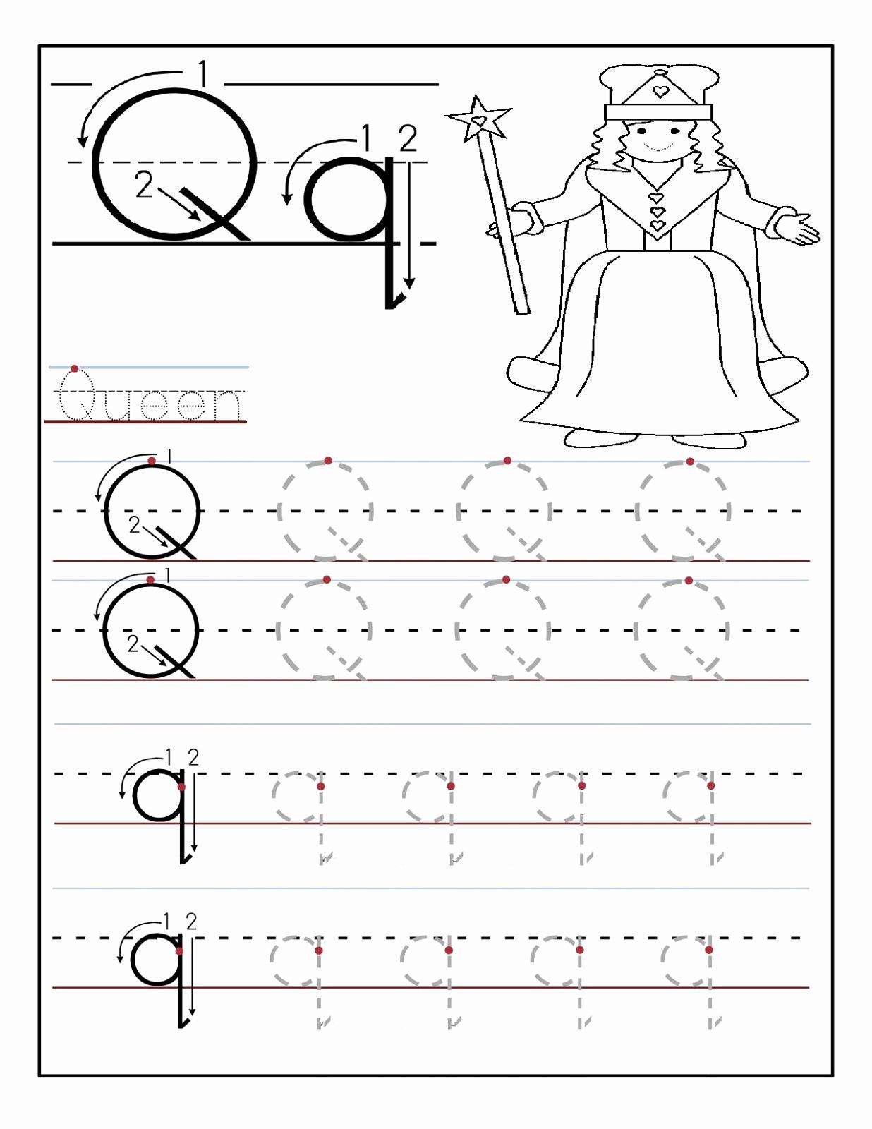Alphabet Trace Worksheet Beautiful Preschool Alphabet Worksheets