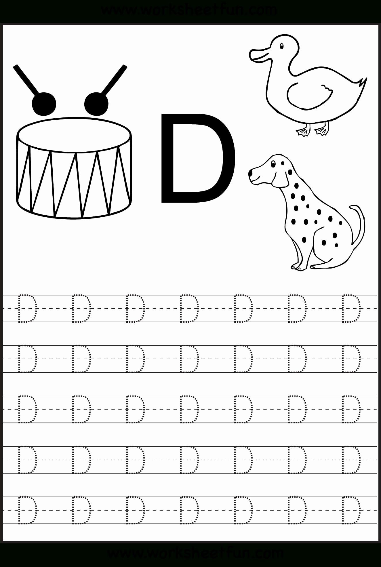 Alphabet Trace Worksheet Fresh Alphabet Worksheets Preschool Tracing Printable Coloring