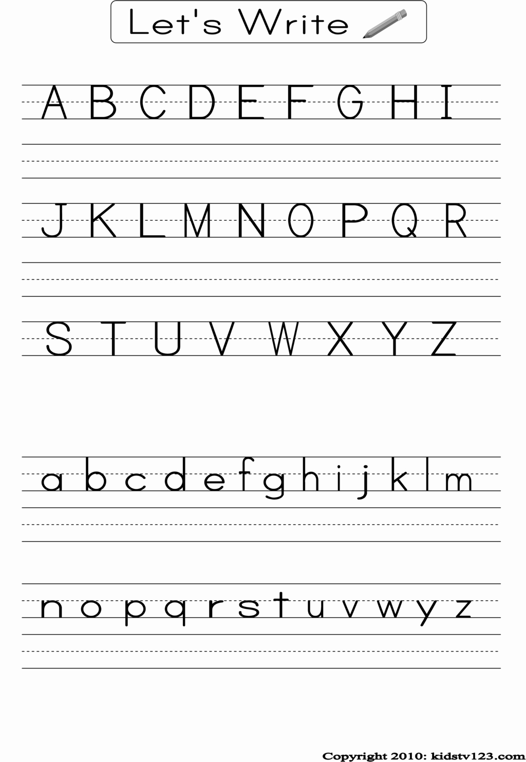 Alphabet Tracing Worksheets Pdf Awesome Handwriting Worksheet Pdf 5 Free Handwriting Practice