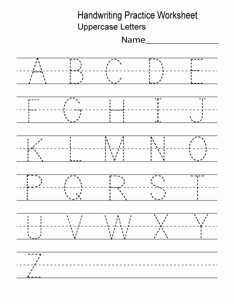 Alphabet Tracing Worksheets Pdf Awesome Letter Tracing Worksheets Pdf Free