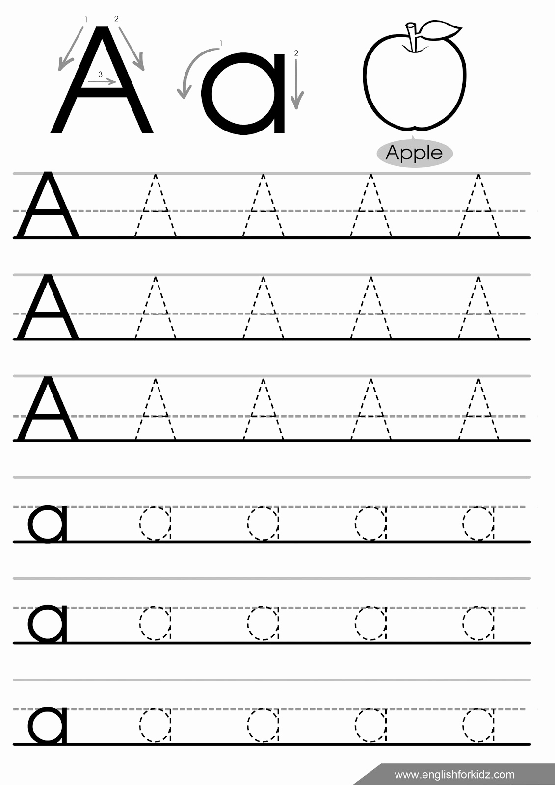 Alphabet Tracing Worksheets Pdf Best Of Tracing Alphabet Letters Pdf