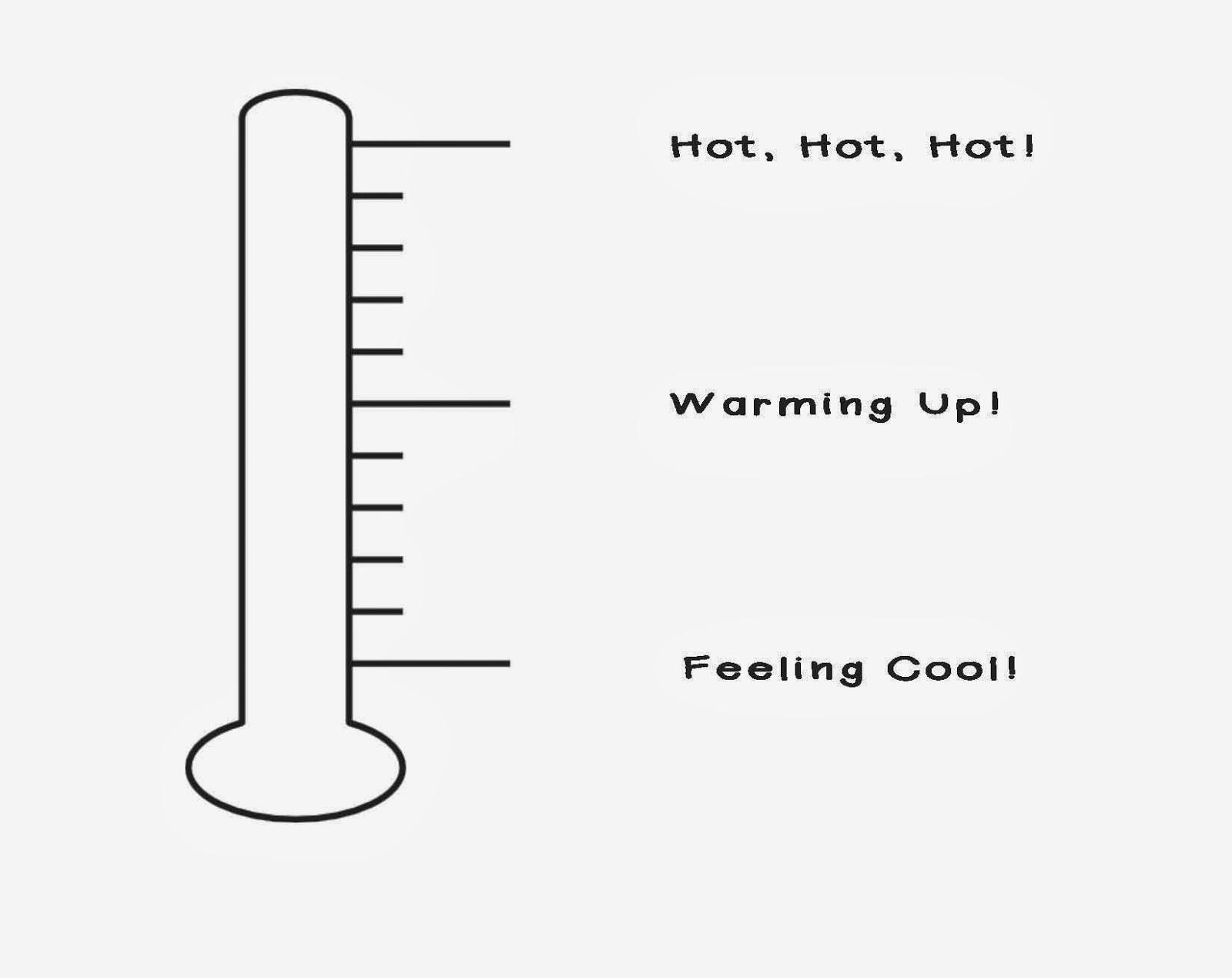Anger thermometer Worksheet Elegant Anger thermometer Worksheet Printable Print