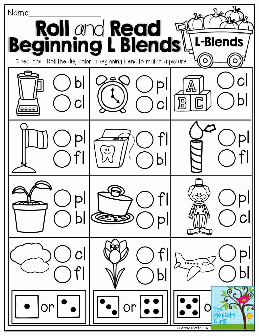 Blends Worksheet for First Grade Awesome First Grade Beginning Blends Worksheets thekidsworksheet
