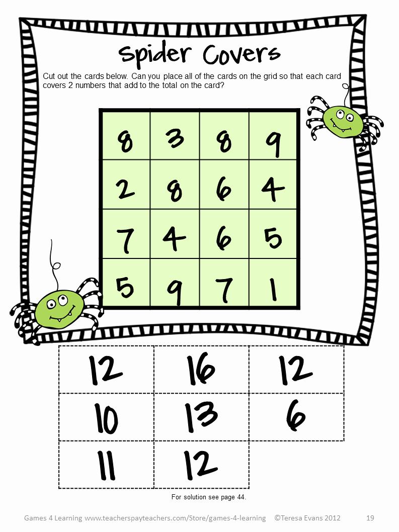 Brain Teasers for Kids Worksheet Elegant Math Brain Teasers for Kids Worksheets Kubota Tractor
