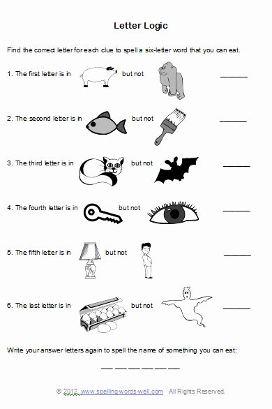 Brain Teasers Worksheet 2 Answers Unique Brain Teasers On Pinterest