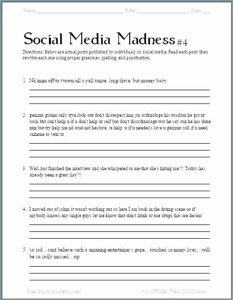 Capitalization Worksheet Middle School Elegant Homonym Worksheets High School Capitalization Worksheet