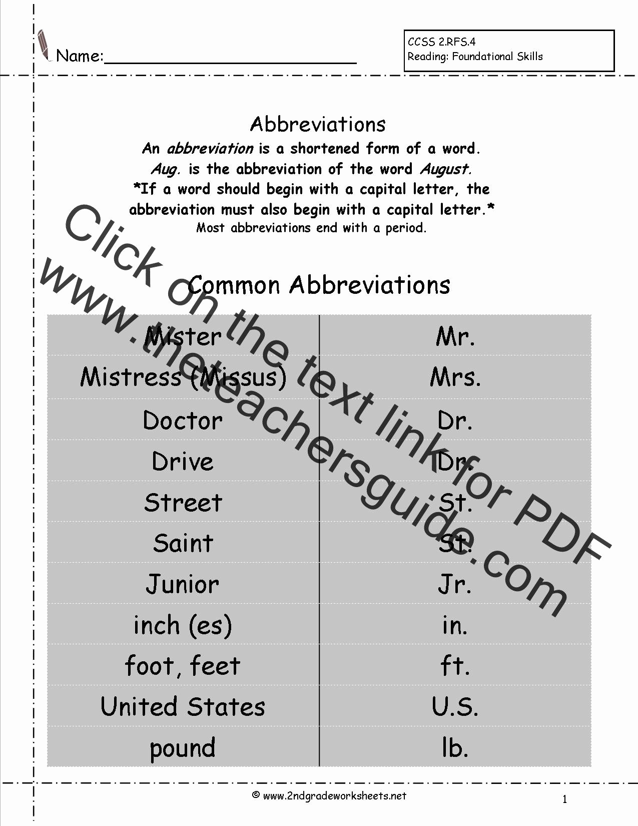 Capitalization Worksheets for 2nd Grade Unique 2nd Grade Capitalization Worksheets Free Language Grammar