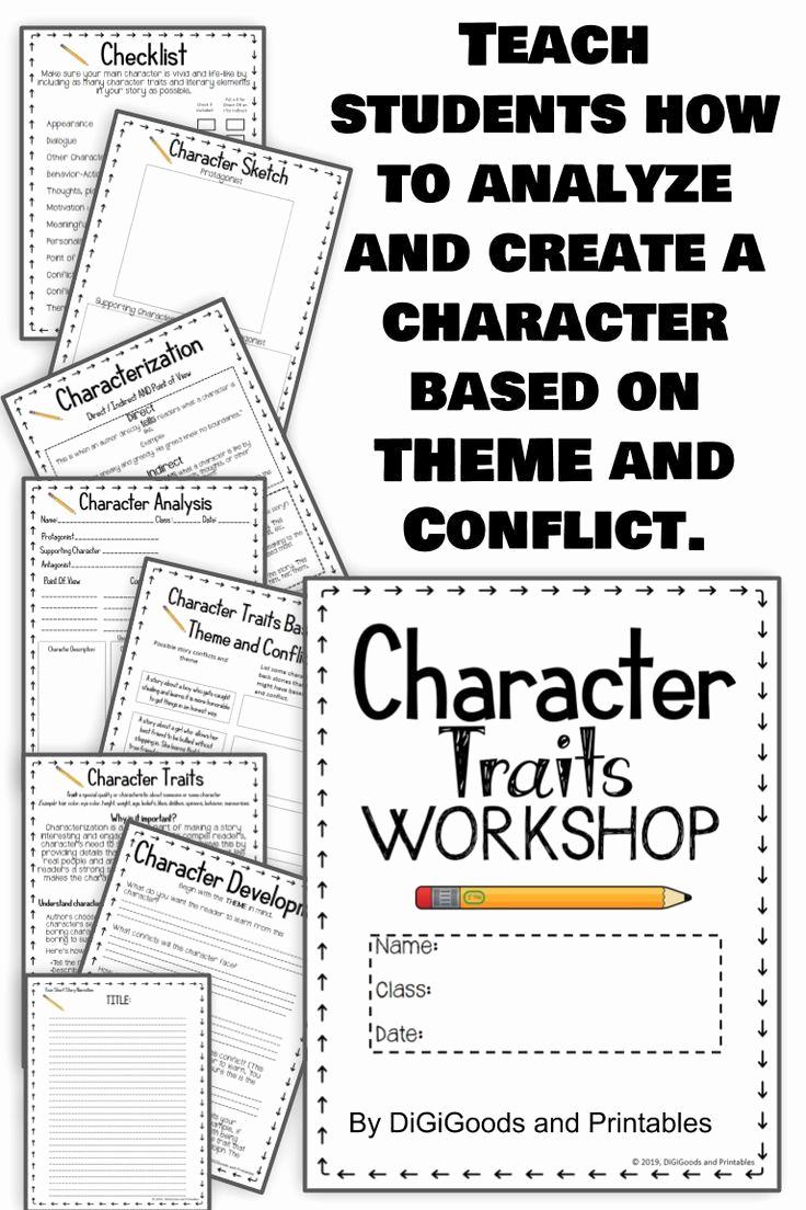 Character Traits Worksheet 2nd Grade Fresh 20 Character Traits Worksheet 2nd Grade