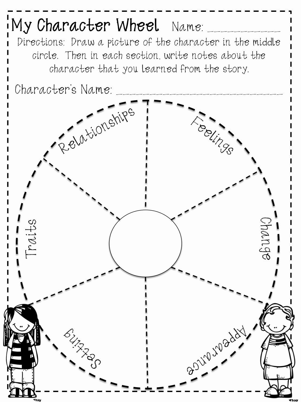 Character Traits Worksheet 2nd Grade Inspirational 20 Character Traits Worksheet 2nd Grade