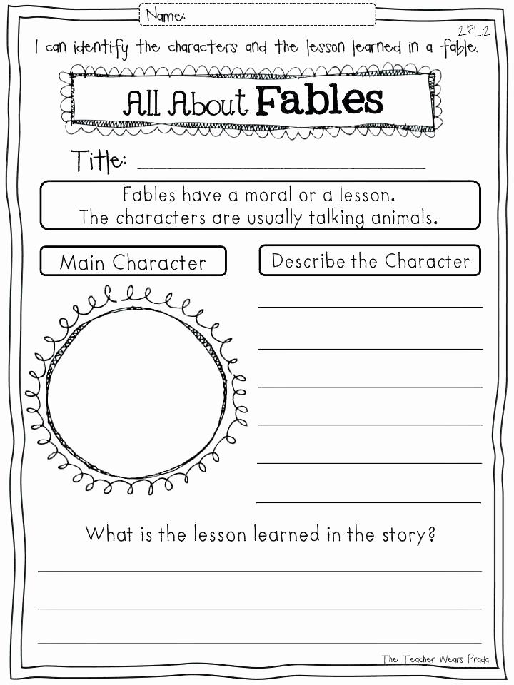 Character Traits Worksheet 2nd Grade Inspirational 25 Character Traits Worksheet 2nd Grade