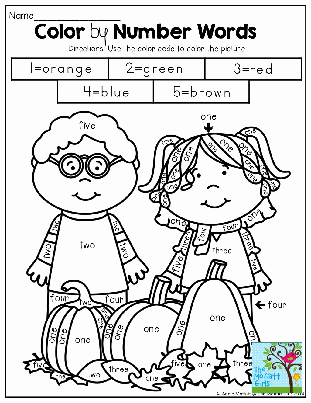 Color by Number Worksheets Kindergarten Awesome Color by Number Words and tons Of Other Fun Printables for