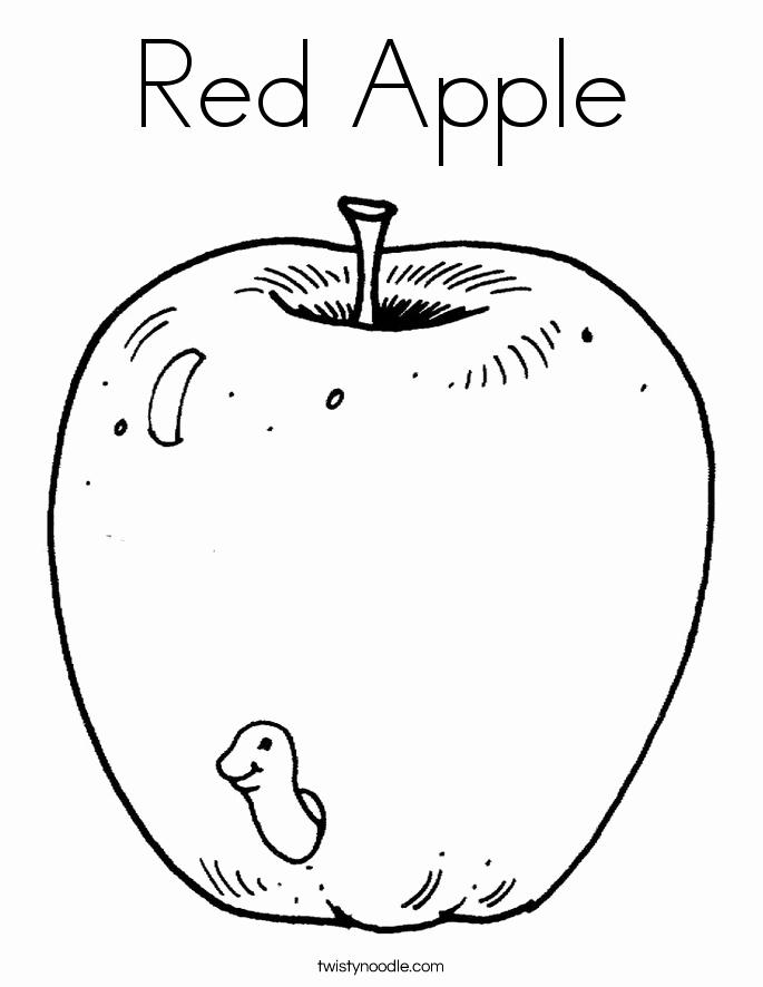 Color Red Worksheets for toddlers Elegant Red Coloring Pages for toddlers Coloring Home