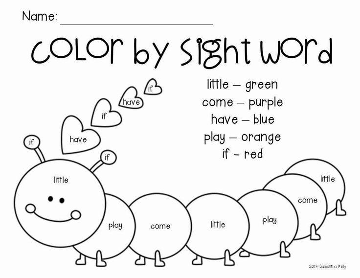 Color Sight Word Worksheets Luxury Valentine S Day is Next Week [freebie ]