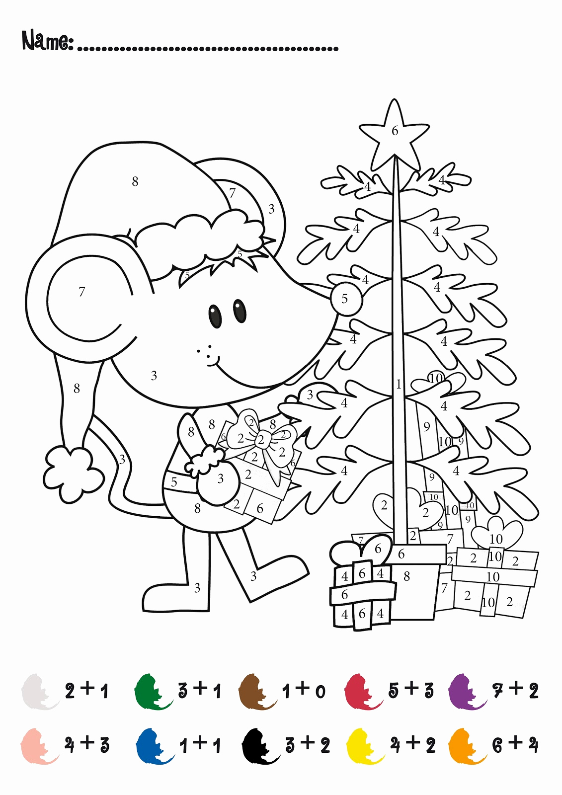 Coloring Addition Worksheet Fresh Color by Number Addition Best Coloring Pages for Kids