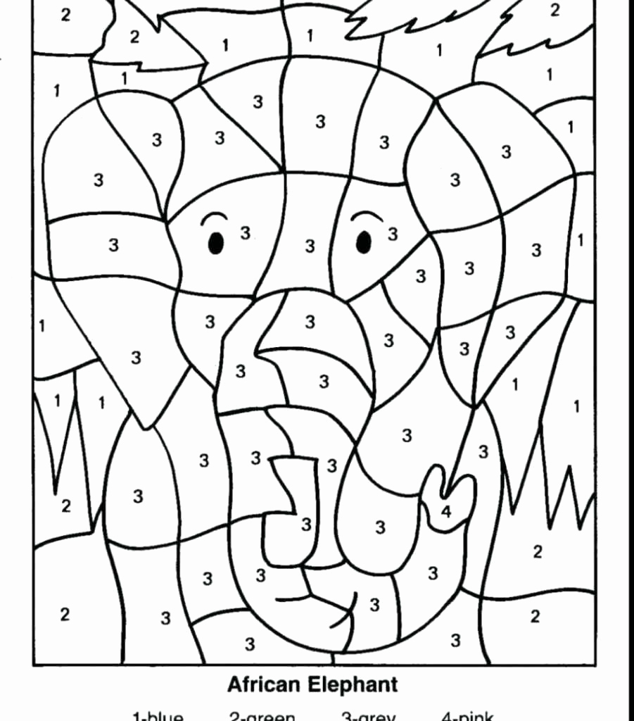Coloring Math Worksheets 2nd Grade Lovely Free Printable Math Coloring Worksheets for 2nd Grade