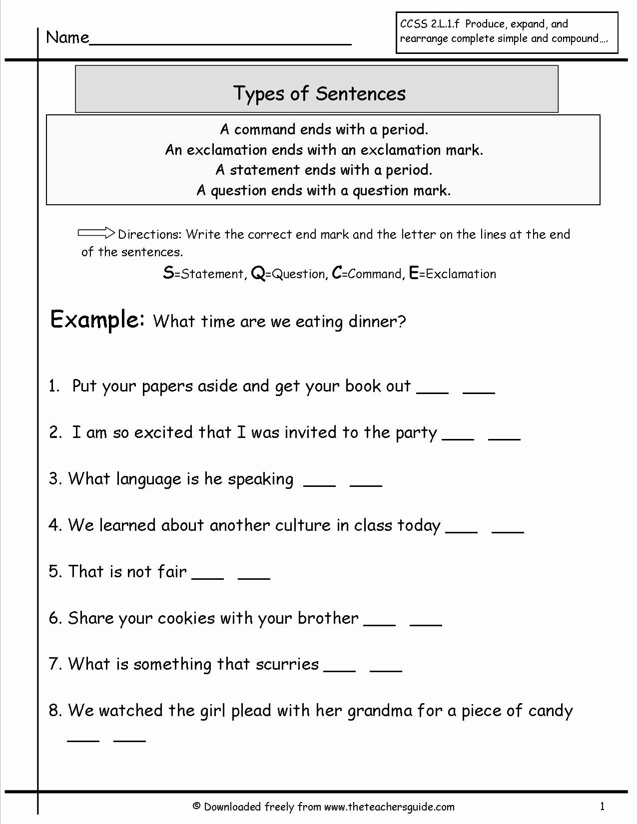 Combining Sentences Worksheets 5th Grade Best Of 20 Bining Sentences Worksheets 5th Grade