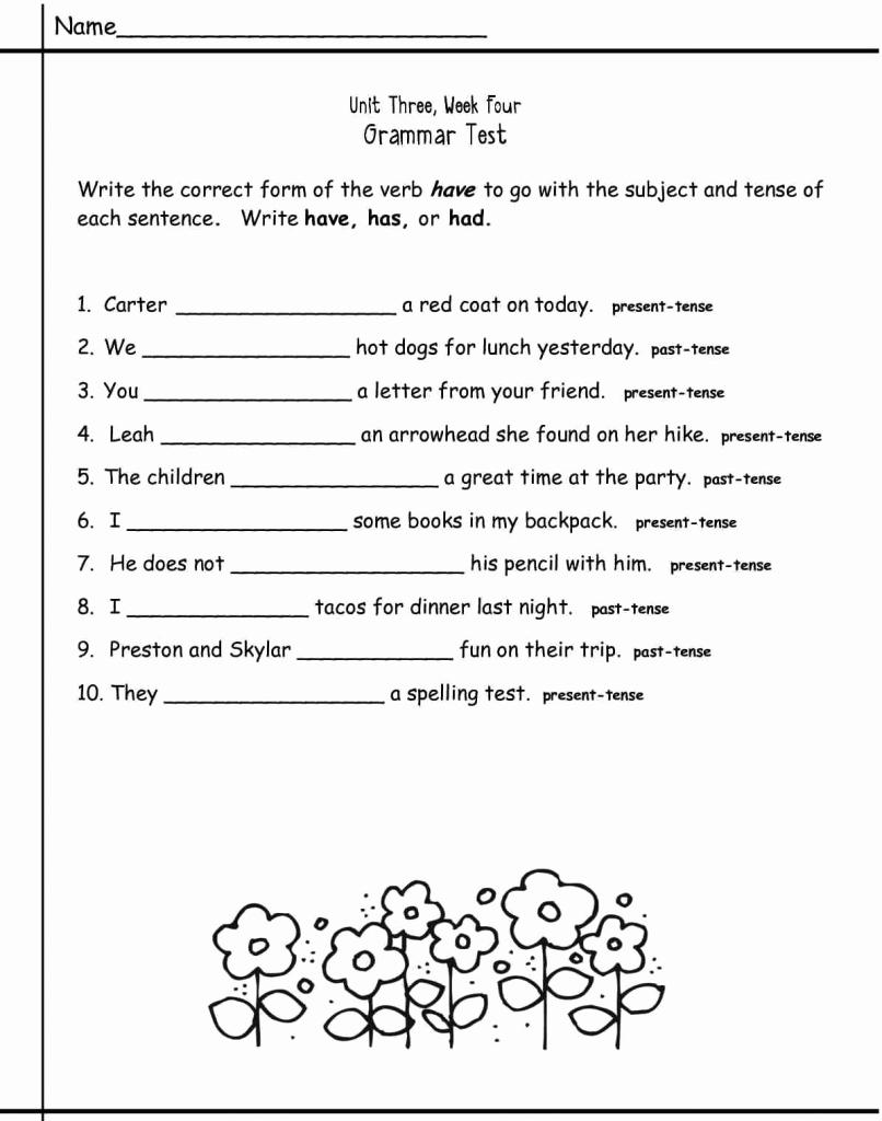 Complex Sentence Worksheets 3rd Grade Inspirational 3rd Grade Worksheets Best Coloring Pages for Kids