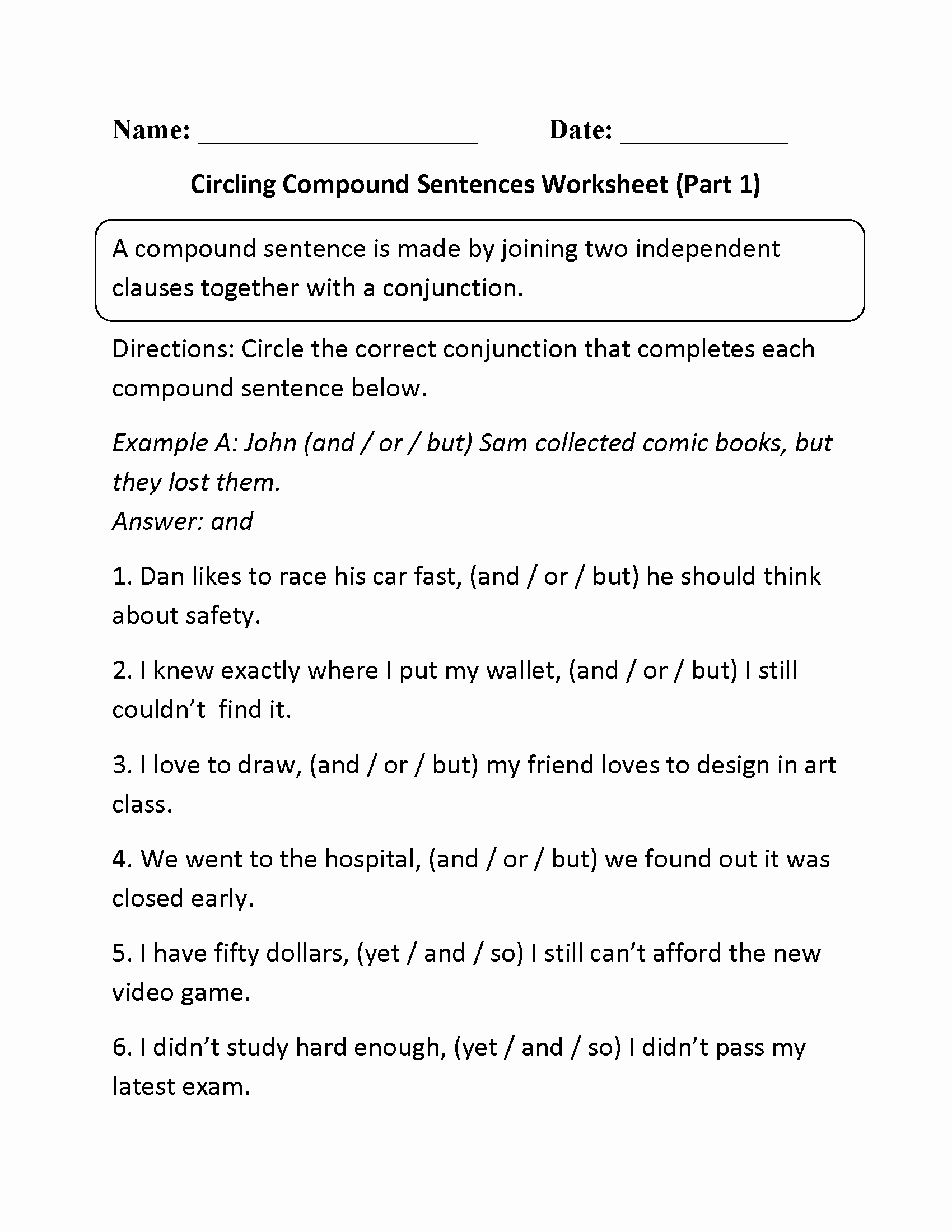 Complex Sentence Worksheets 3rd Grade Luxury 18 Best Of Pound Sentences Worksheet 3rd Grade