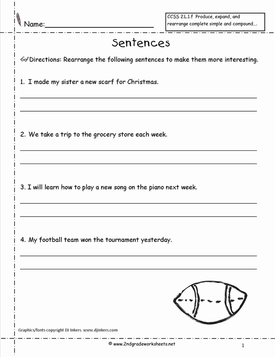 Complex Sentences Worksheets with Answers Lovely 32 Pound Plex Sentences Worksheet with Answer Key