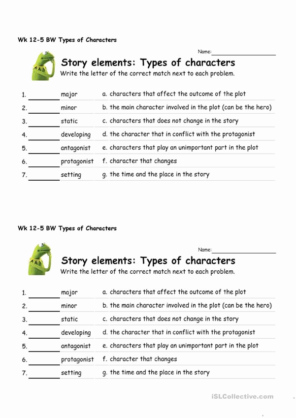 Conflict Worksheets Pdf Luxury 30 Types Conflict Worksheets