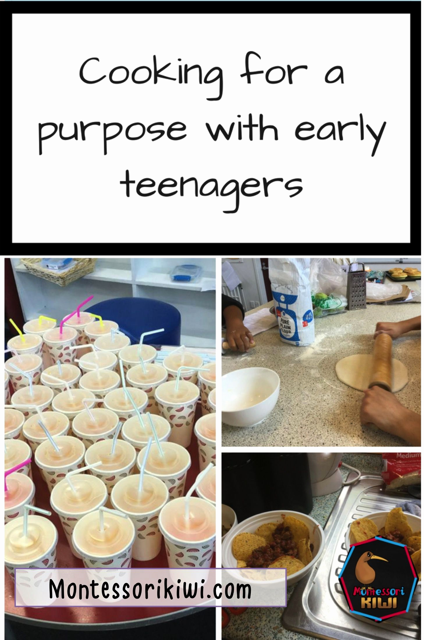 Cooking Worksheets for Middle School New Cooking for A Purpose with Early Teenagers