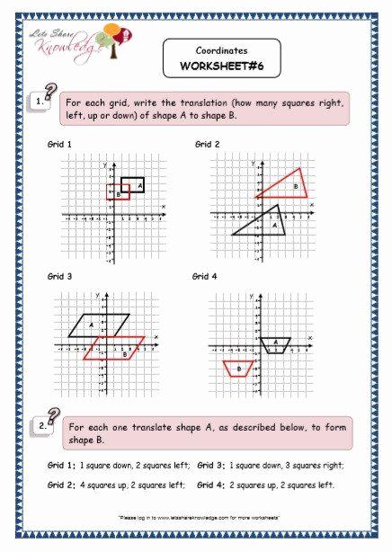 Coordinate Grids Worksheets 5th Grade Elegant 5th Grade Coordinate Grid Worksheets Grade 5 Maths